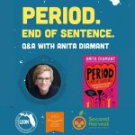 Period. End of Sentence.: Q&A with Anita Diamant