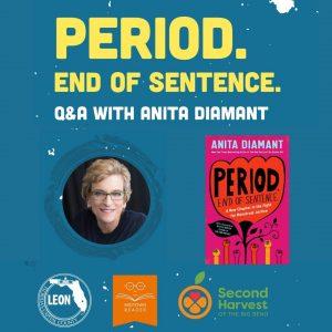 Period. End of Sentence.: Q&A with Anita Diama...