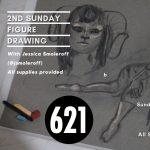 Second Sunday Figure Drawing with Jessica Smoleroff