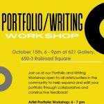 Portfolio Building & Writing Workshop