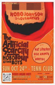 Hobo Johnson & The Lovemakers w/ Nat Lefkoff, ...