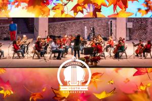 TYO Fall 2021 Small Ensemble Concert