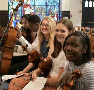 Bach Parley String Academy: Violin, Viola, & C...