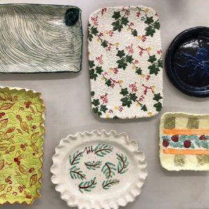 Holiday Platter Workshop