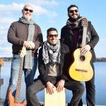 Maharajah Flamenco Trio Live In Concert