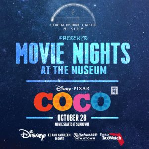 Movie Nights at the Museum: Coco (2017, PG)