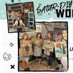 Satur-DIY Wood Workshop