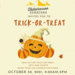 Trick-or-Treat TLH Downtown Market