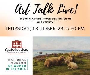 Women Artists: Four Centuries of Creativity—Art ...